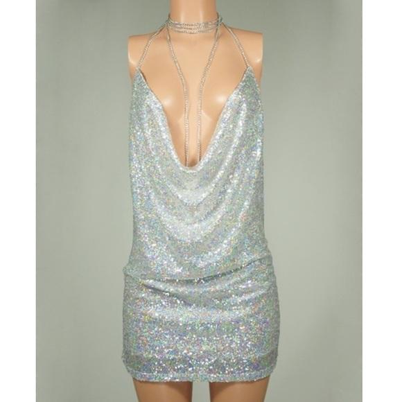 70131937 Dresses | Kendall Sequin Dress | Poshmark